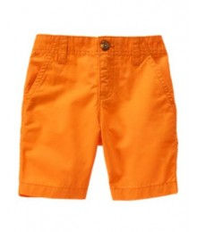 crazy8 orange shorts  Bottoms
