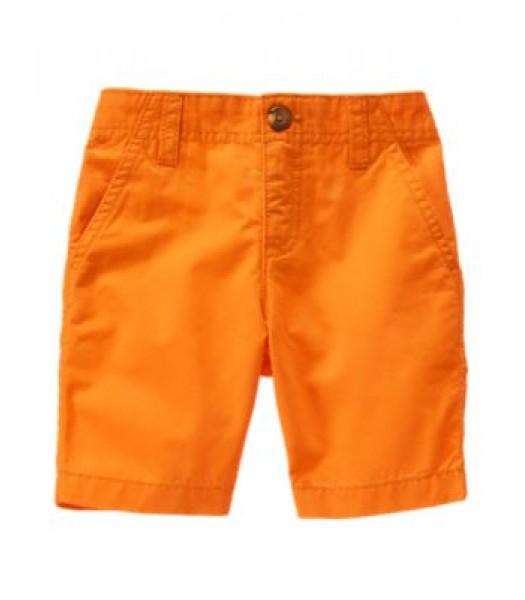 crazy8 orange shorts