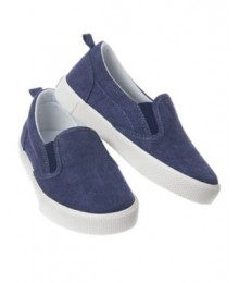 crazy 8 blue chambray boys sneakers