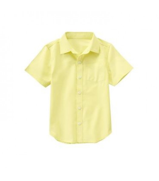 crazy 8 lime green s/s shirt