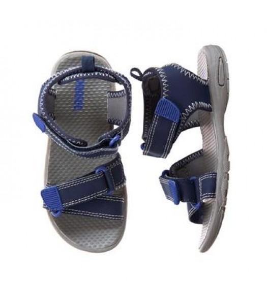 gymboree marine blue boys terk sandals Shoes