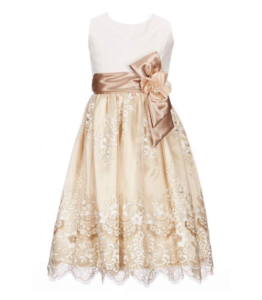 44c6c79517d5 Jayne Copeland Cream/Ivory Embroidered Dress. ₦15,950.00 NGN