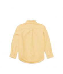 Polo Ralph Lauren Yellow Oxford L/S Shirt With Small Pony  Big Boy