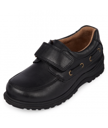 CHILDRENS PLACE BLACK BOYS DRESS SHOES Shoes
