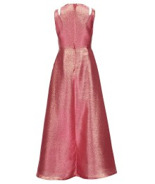 Tween Diva Fuchsia Maxi Romper / Dress
