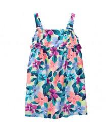 Gymboree Multi Floral Dress