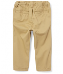 Childrens Place Flax Regular Trousers