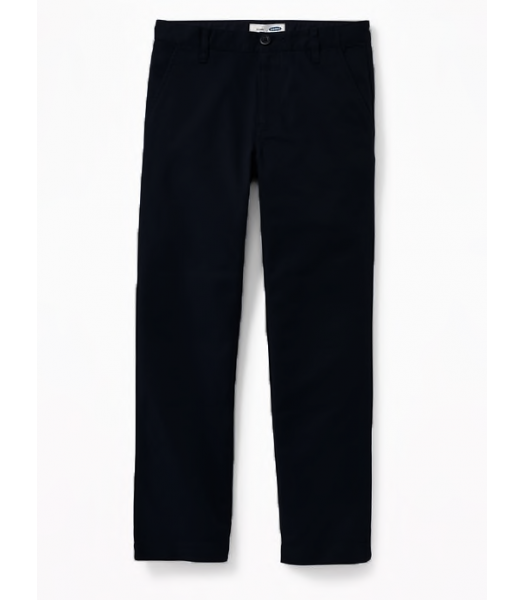 Old Navy Black Skinny Flex Chino Trousers