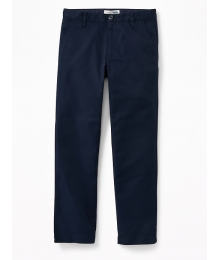 Old Navy Blue/Navy Skinny Flex Chino Trousers