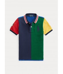 Polo Ralph Lauren Green/Multi No.12 On Back Big Pony Polo Big Boy