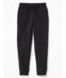 Old Navy Black Boys Drawstring Joggers  Big Boy