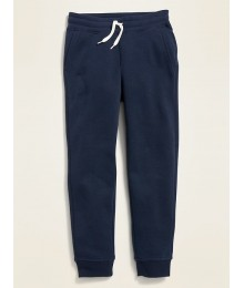 Old Navy Navy Blue Boys Drawstring Joggers