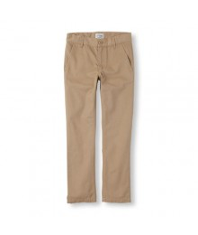 childrens place flax skinny husky trousers
