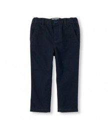 childrens place navy skinny trouser