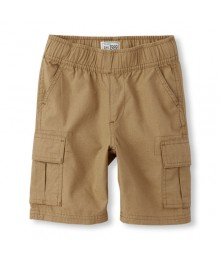 childrens place flax cargo shorts  Little Boy