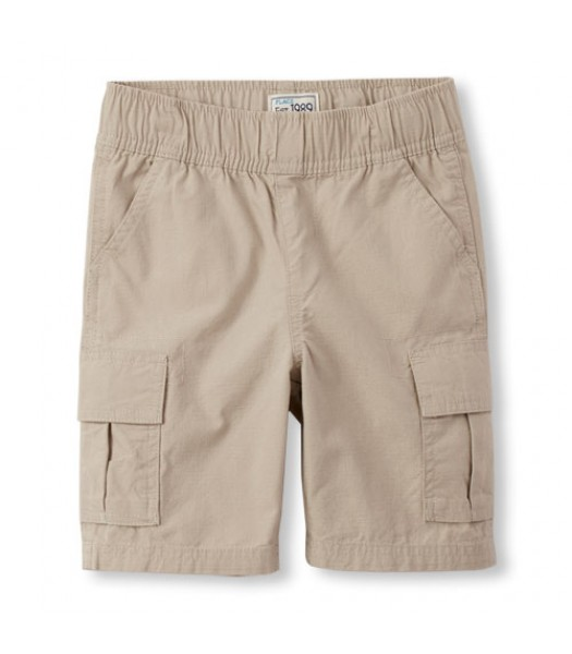 childrens place sandwash cargo shorts