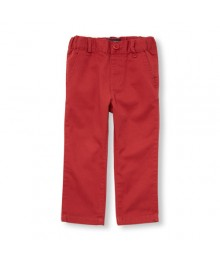 childrens place red skinny regular trousers  Little Boy