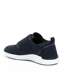 Steve Madden Boys Dark Blue Suede Sneakers