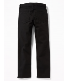 Old Navy Black Slim Flex Jeans    ( Stretch ) Big Boy