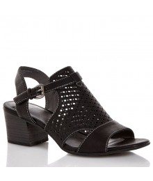 white mountain black girls shoes wt block heel