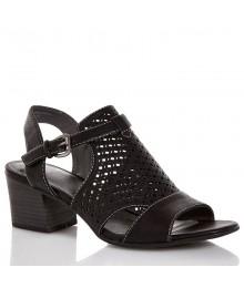 white mountain black girls shoes wt block heel
