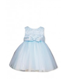 bonnie jean turq embroidered ballerina dress Little Girl