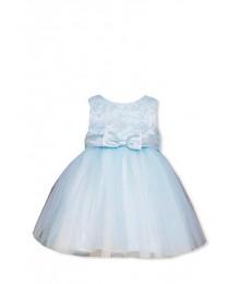 bonnie jean turq embroidered ballerina dress