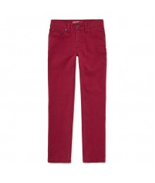 arizona red boys husky skinny jeans