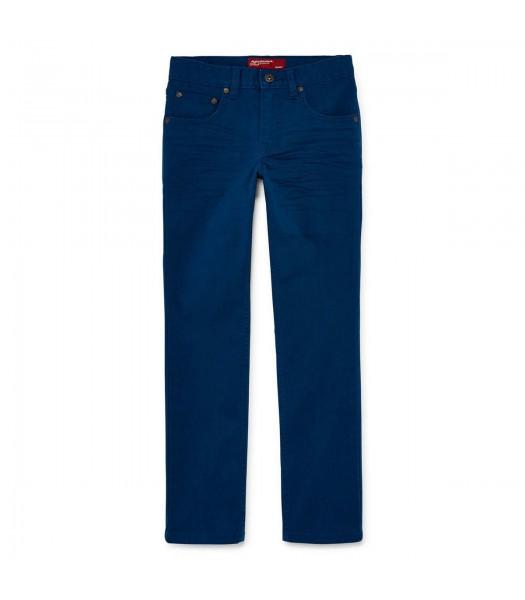 arizona navy poseidon boys skinny jeans
