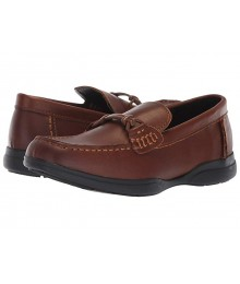 Kenneth Cole Reaction Brown /Burnt Whisky Loafers