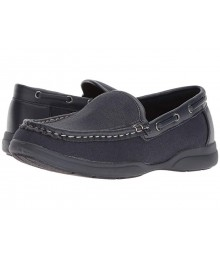 Kenneth Cole Blue Wt Leather Trim Techni-Cole Shoes