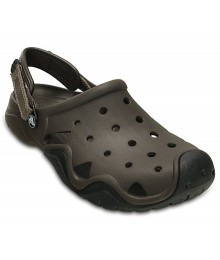 Mens Brown Crocs
