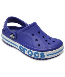 Crocs Blue Bayaband Clogs