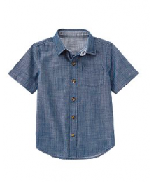 crazy8 blue jeans color shirt Little Boy