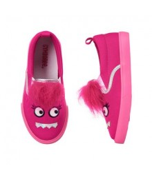 Gymboree Pink Monster Sneakers