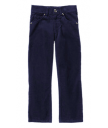 Gymboree Navy Corduroy Pants