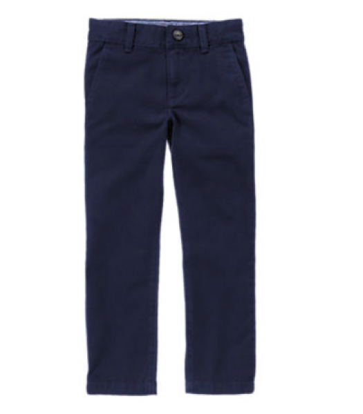Gymboree Navy Chino Pants