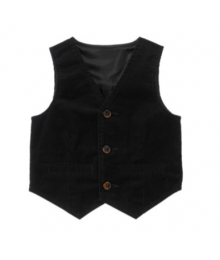 Gymboree Black Corduroy Jacket Baby Boy