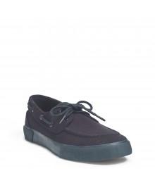 Polo Ralph Lauren Navy Canvas Sneaker