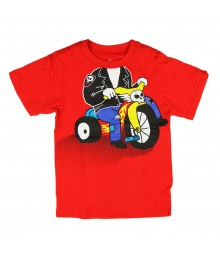 Childrens Place Red Boys Tee
