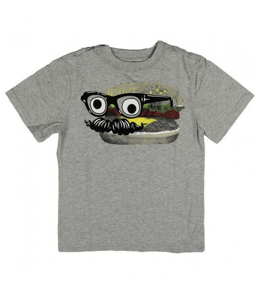 Childrens Place Grey Boys Tee