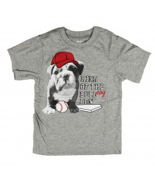 Childrens Place Grey Boys Tee Little Boy