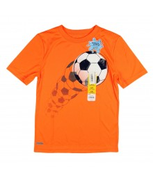 Jumping Beans Orange Neon Boys Tee