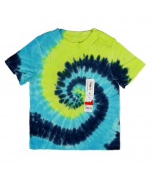Jumping Beans Blue /Green Tie-Dye