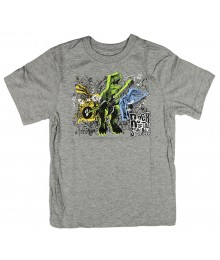 Childrens Place Grey Rock Ages Graphic Boys Tee