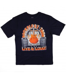 Childrens Place Navy Rockology Graphic Boys Tee