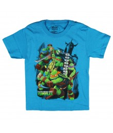 "Teenage Mutant Turq ""Ninja Turtles"" Boys Tee"