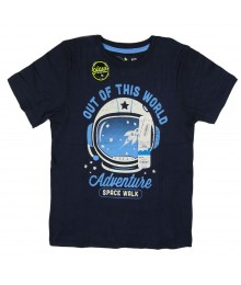 "Jumping Beans Blue ""Out Of This World"" Boys Tee"