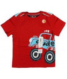 Jumping Beans Red Tee