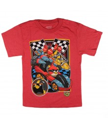 Angry Birds Red Graphic Boys Tee